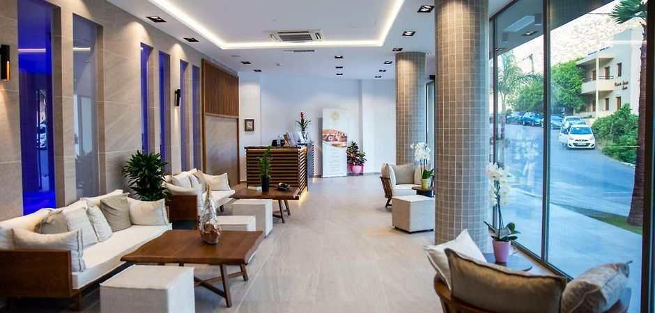 Sunset Boutique Hotel Heraklion 4 Greece Rates From 114